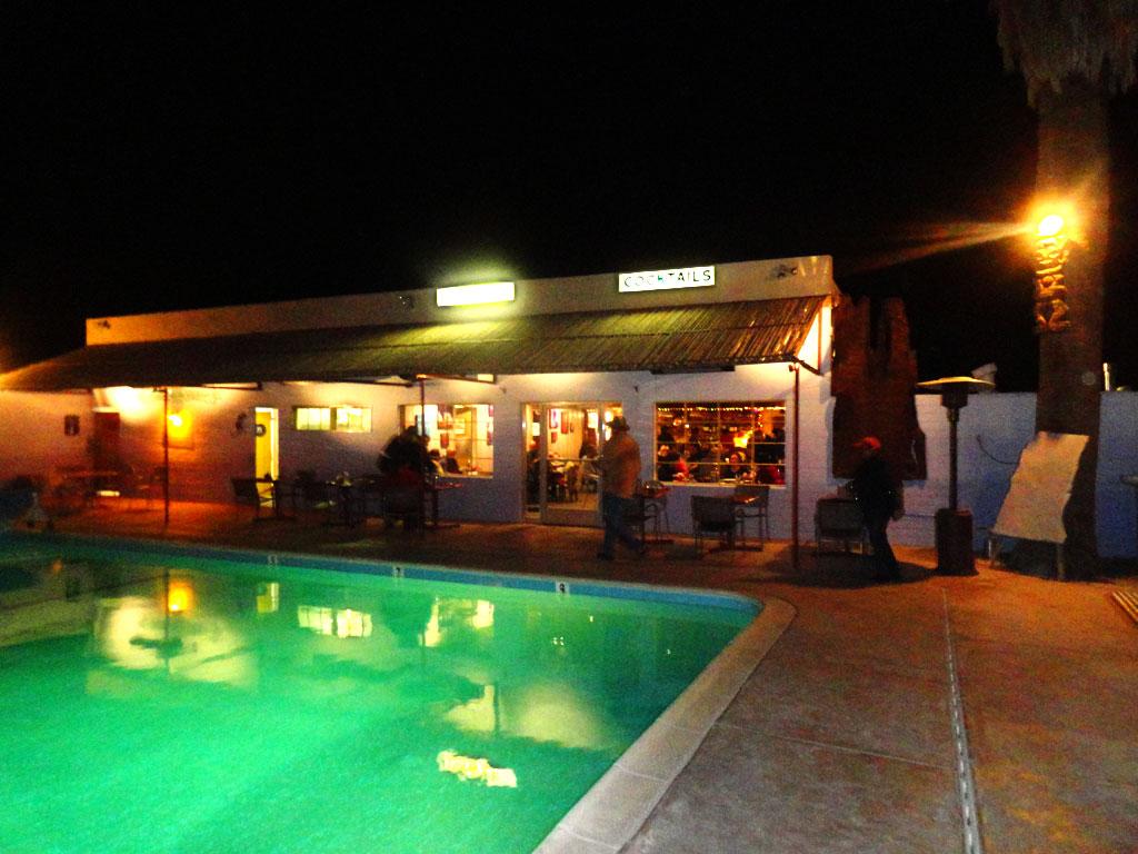 The 29 Palms Inn Restaurant