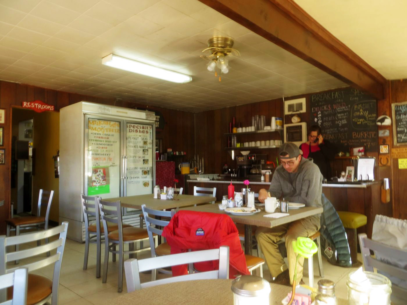 The Country Kitchen In Joshua Tree Ca